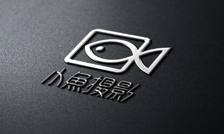 Chinese Logo Design – Fish Photography