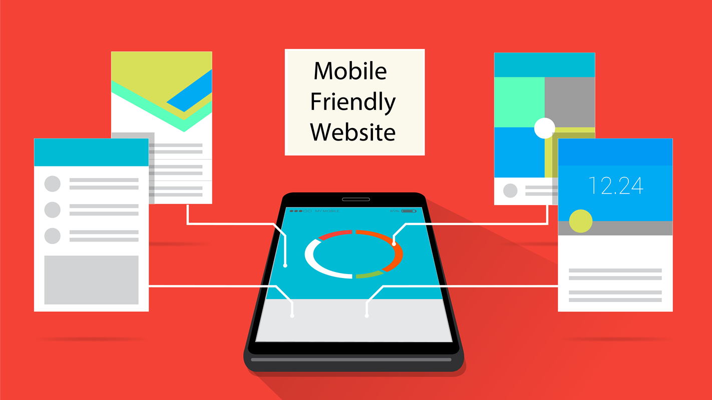 Mobile-Friendly Sites are a Must